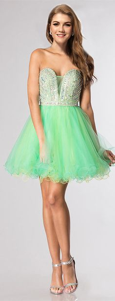 $139.99 #2015 #homecoming #dresses #2014 #dresses #new-arrival #homecoming #short/mini #sweetheart #homecoming #dresses