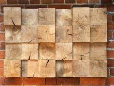 soild oak wall art from Indigo Furniture