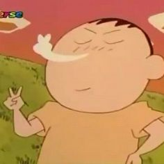 Sinchan Cartoon, Vintage Cartoon, Cartoon Characters, Crayon Shin Chan, Cartoons Love, Cool Art Drawings, Cute Memes, Love You More Than, Stupid Memes