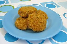 """Chicken"" nuggets made from chickpeas.  I want to try these!"