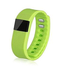 Active Gear Waterproof Activity Tracker Smart Bracelet  Band Monitor Sleep Tracker Bluetooth Green *** Check out this great product.