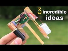 Resimler Hobi: 3 incredible ideas and Simple Homemade invention(Evde Yapabileceğiniz 3 Eğlenceli Buluş)
