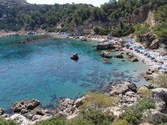 Anthony Quinn Bay - Rhodes Greece