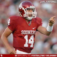 88: Career touchdowns thrown by Sam Bradford!