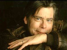 I love Stephen King...the man and his writing!