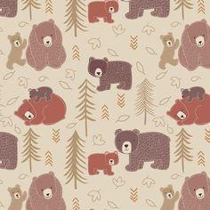 Lewis and Irene - Big Bear Little Bear