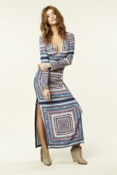 Cozumel Maxi Dress