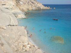 ΙΚΑΡΙΑ ~ απόμερες, ερημικές, δύσβατες παραλίες Beautiful Beaches, Most Beautiful, Wonderful Places, Amazing Places, The Good Place, Greece, Places To Visit, Earth, Adventure