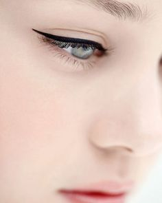 A perfect cat eye