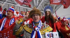 We Are the Champions! Russians Celebrate Ice Hockey Olympic Gold (PHOTO, VIDEO)
