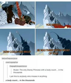 Super Funny Disney Mulan Scene Ideas Best Picture For Movie logo For Your Taste You are Disney Pixar, Disney Animation, Disney Magic, Walt Disney, Disney Fun, Disney And Dreamworks, Disney Films, Disney Stuff, Disney Princess Stories