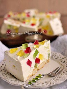 Śmietanowiec~no bake cheesecakes/ wonderful site-