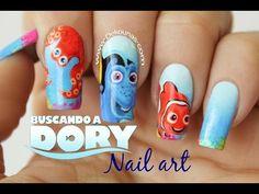 Diseño de uñas flores y malla   DEKO UÑAS   Moda en tus uñas Disney Nail Designs, Nail Art Designs, Mermaid Nail Art, Jumpsuits For Girls, Disney Nails, Simple Nail Designs, Nail Arts, Trendy Nails, Toe Nails