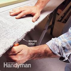 The best base for ceramic tile is waterproof cement board.
