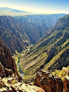 Gunnison National Park, CO