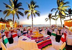 Mexican theme party decor