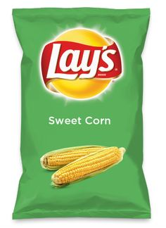 Wouldn't Sweet Corn be yummy as a chip? Lay's Do Us A Flavor is back, and the search is on for the yummiest flavor idea. Create a flavor, choose a chip and you could win $1 million! https://www.dousaflavor.com See Rules.