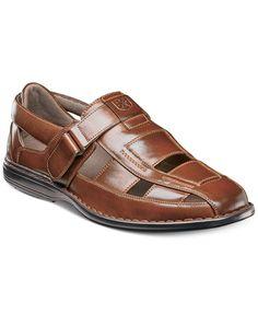 81f8c74fd51 Stacy Adams Men s Brighton Closed-Toe Fisherman Sandals Mens Closed Toe  Sandals