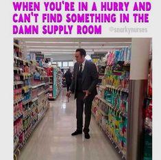 Nursing School Humor, Nursing Memes, Nursing Quotes, Funny Nursing, Nursing Career, Funny Memes About Work, Work Memes, Sarcastic Quotes, Funny Quotes