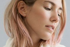 The multiple earring trend is back. Check out our favorite versions to mix and match!