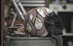 RocketGarage Cafe Racer: Helmet