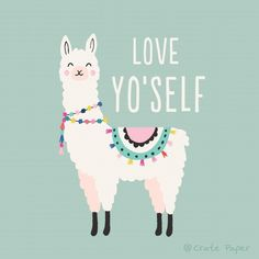 Quotes by Crate Paper Quotes by Crate Paper The post Quotes by Crate Paper appeared first on Katherine Levine. Alpacas, Crate Paper, Llama Drawing, Llama Pictures, Llama Face, Llama Decor, Cute Llama, Baby Llama, Llama Llama
