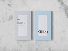 Killick Co. Card by Quinn Killick