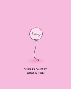 This month marks 5 years selling on Etsy! You can read my ongoing story by clicking over to my blog, or you can follow me on instagram /kellyjanecreative