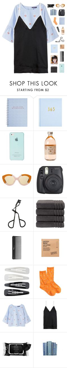 """""""my real name? rtd."""" by lost-on-the-horizon ❤ liked on Polyvore featuring Karen Walker, Topshop, Christy, Sephora Collection, Comodynes, Forever 21, J.Crew, Violeta by Mango, Haider Ackermann and Boscia"""