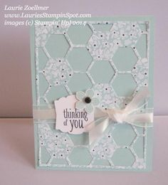 Sweet Sorbet Hexagon Hive by imamuttnut - Cards and Paper Crafts at Splitcoaststampers