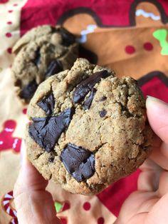 Cookies healthy noisettes & sarrasin – Je suis gourmande … Mais je me soigne !