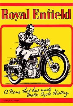 33d882571fc Royal Enfield a name that has made motor cycle history Royal Enfield Logo