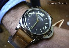 Vintage Panerai Luminor