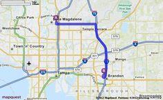 Florida Map With Cities.Rafael Martin Rajubalmar On Pinterest