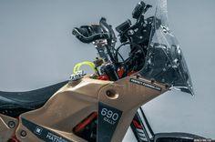 KTM 690 Enduro – Rally Custom from Rafael Gorski | DERESTRICTED