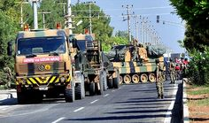 Turks Fuming as Russians Obliterate Their WMD Convoy to ISIS