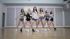 [Special] HELLOVENUS 헬로비너스 '위글위글(WiggleWiggle)' 안무 연습 영상 (Choreography P...