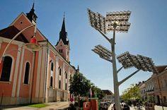solaranlage photovoltaik strasse