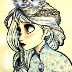 Elsa. Frozen