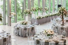 WOW! This is stunning   WedLuxe – Secret Garden Sophistication   photography by: One And Only Studio Follow @WedLuxe for more wedding inspiration! #wedluxe #wedluxemagazine #wedding #weddinginspiration #greenwedding #secretgarden #gardenwedding #greenery #weddinginspo #weddingreception #receptiondecor #tablesetting