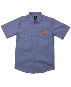 PUCK HCKY 'POND HOCKEY' HOCKEY WORK SHIRT