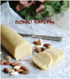 .. chute a vône mojej kuchyne...: Domáci marcipán