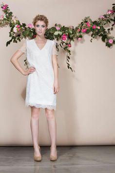 Robe de mariée Roma, Atelier Anonyme - EN IMAGES. Dix robes de mariée de la collection 2014 Atelier Anonyme - L'EXPRESS