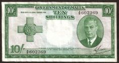 malta money | Bank Notes of the Government of Malta