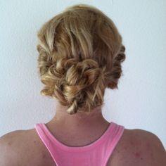 Prom Hair! By Fairytale Bridal Hair