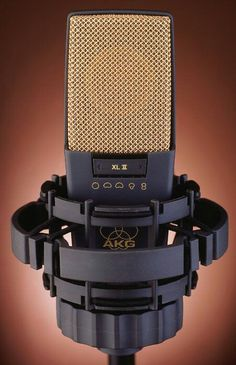 AKG Everyone just sounds beautiful on this mic. Home Music, Home Studio Music, Studio Equipment, Dj Equipment, Studio Gear, Cassette Vhs, Home Studio Setup, Recording Studio Design, Recording Equipment