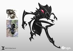 creatures and fakemon favourites by Chenks-R on DeviantArt