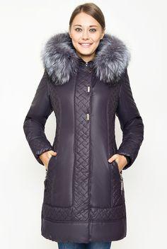 Женские пуховики. Женские куртки оптом в Москве. модель 14662
