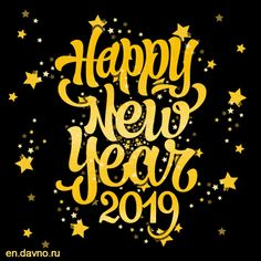 26 Best Happy New Year 2019 Gifs And Animations Images