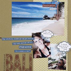Paradise Page